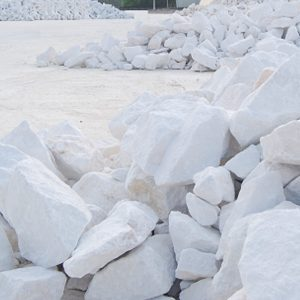limestone lumps - powder - crushed